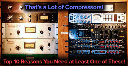top 10 reasons to buy a compressor for vocals