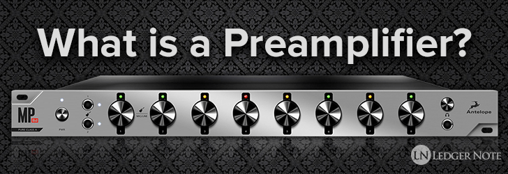what is a preamp for