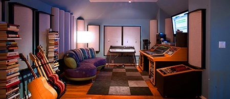 acoustic treatment