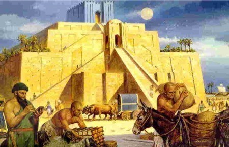 sumerian culture and music