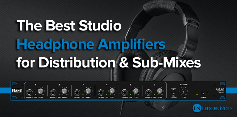 best studio headphone amplifier
