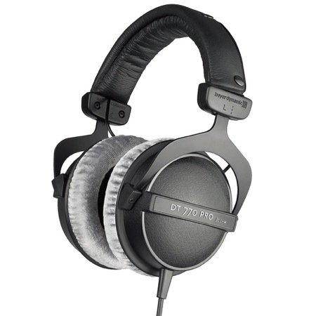 professional studio headphones