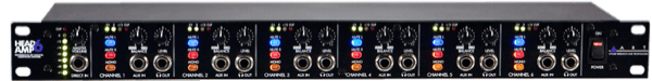 multi channel headphone amp
