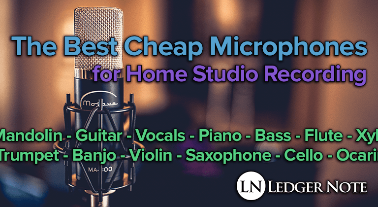 best cheap microphones