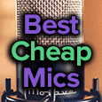 best cheap mics for home recording