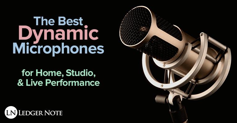 best dynamic microphones