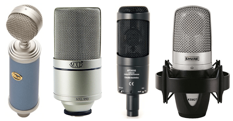 honorable mentions for best microphones
