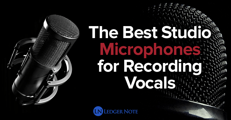 best studio microphones for recording vocals