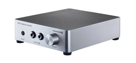 A Desktop Chassis Style Headphone Amplifier
