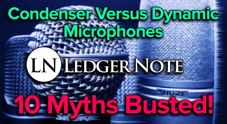dynamic versus condenser