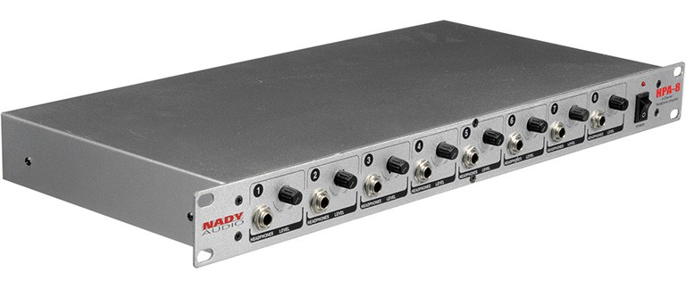 rackmount headphone amplifier