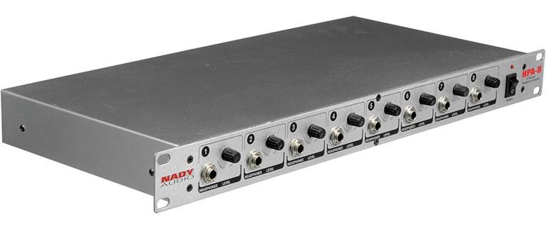 rackmount headphone amplifier