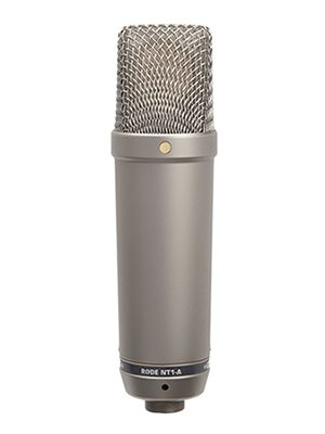 acoustic guitar condenser microphone rode nt1-a