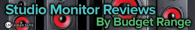 studio monitor reviews