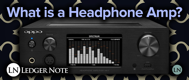 what is a headphone amplifier?