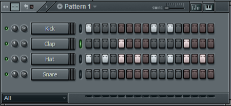FL Studio MIDI Sequencer