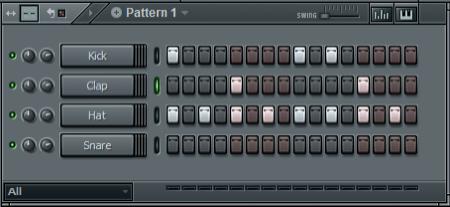 fl studio midi sequencing patterns