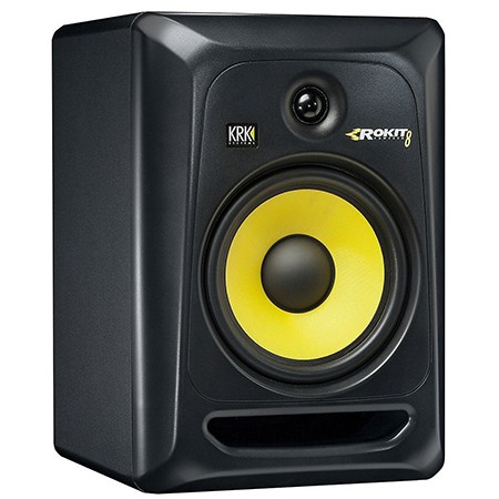 KRK Rokit 8 speakers