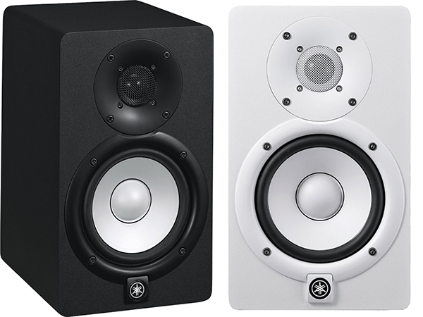 Yamaha HS8 studio monitor speakers