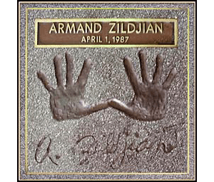 armand zildjian rock walk hands
