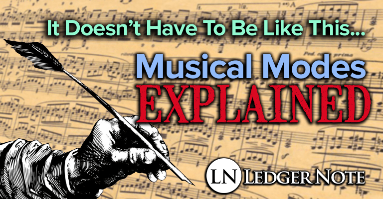 musical modes explained