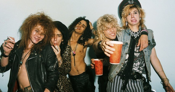 guns-n-roses name origin