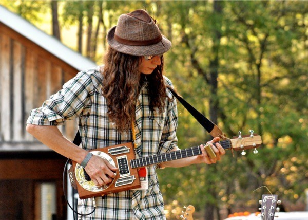 justin johnson guitar