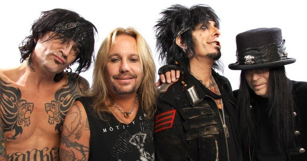 motley crue name origin
