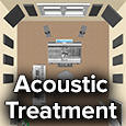 acoustic treatment insulation