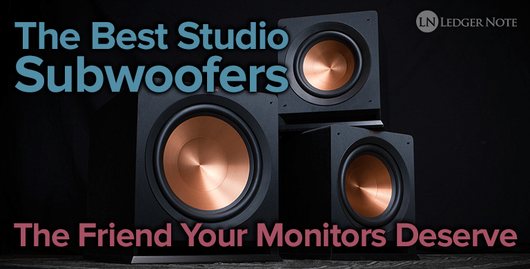 best studio subwoofers
