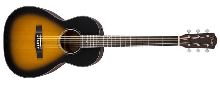 fender cp-100 parlor guitar type