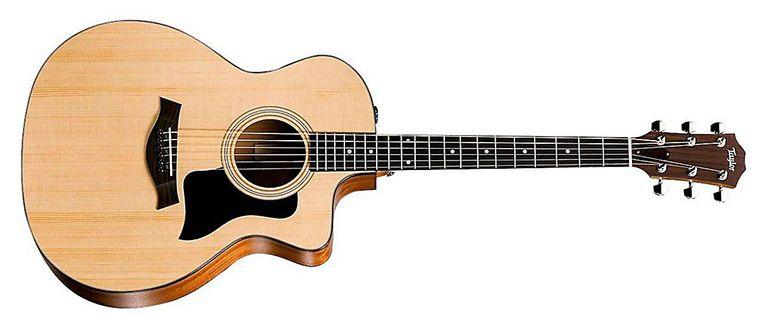taylor 114ce grand auditorium guitar type