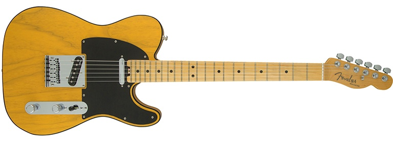 butterscotch fender telecaster