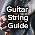 guitar string guide