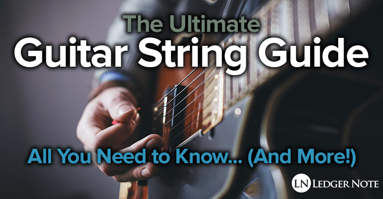 guitar strings guide
