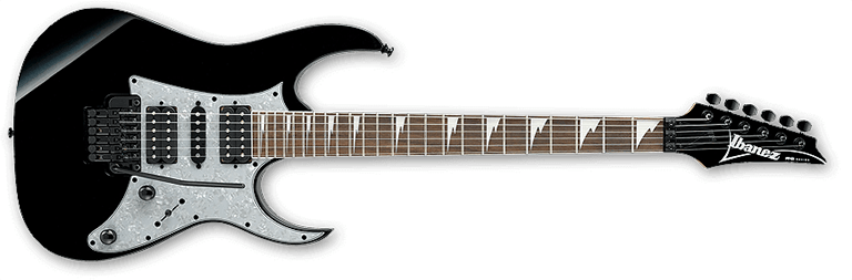 ibanez rg electric guitar