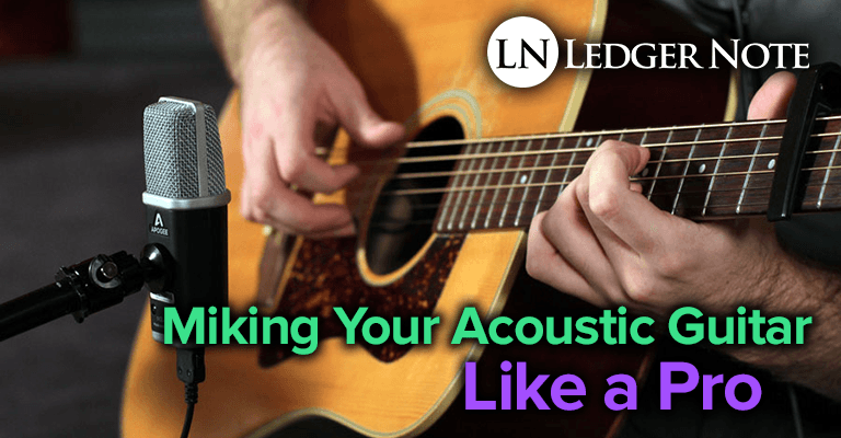 miking an acoustic guitar