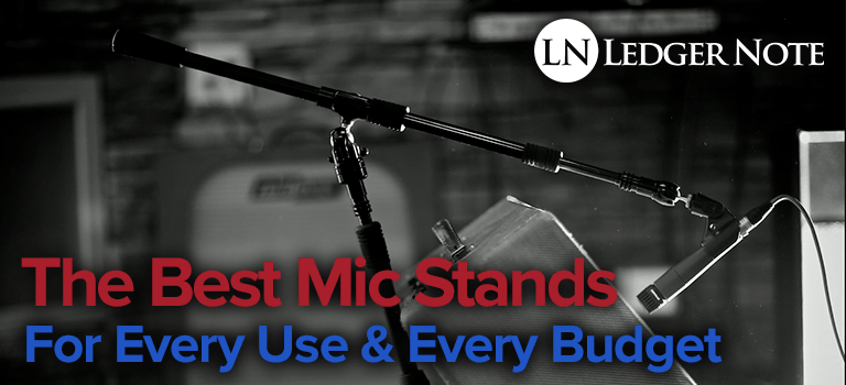 best mic stands