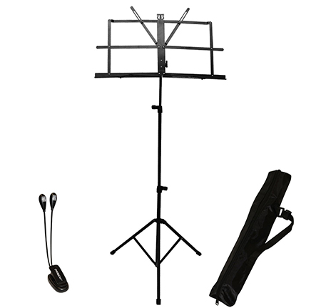 chromacast wire music stand