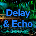 delay and echo
