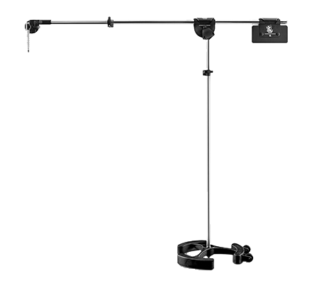 latch lake micking mic boom stand