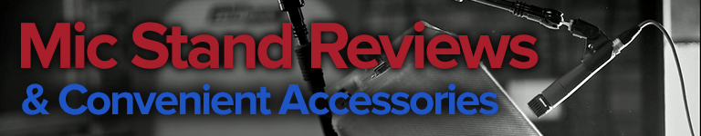 best mic stand reviews