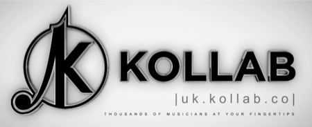 musician collaboration at kollab
