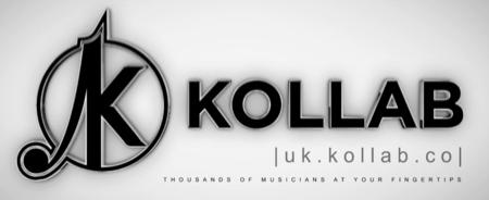 musician collaboration at kollab