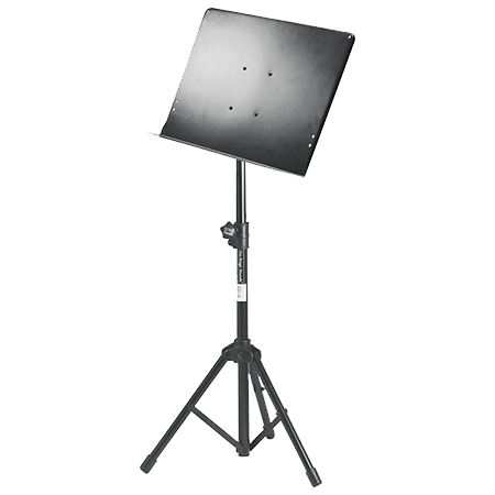 on-stage collapsible music stand
