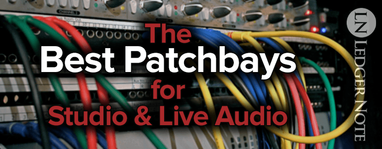 The Best Patchbay For Studio Amp Live Audio Ledger Note