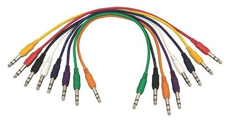 hot wires patch cables