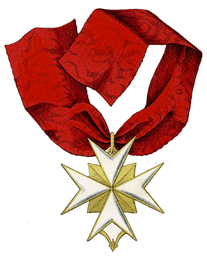 order of the golden spur medal