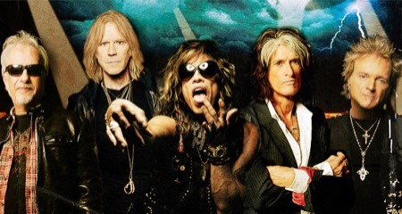 aerosmith band photo