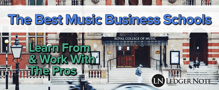 best music business schools